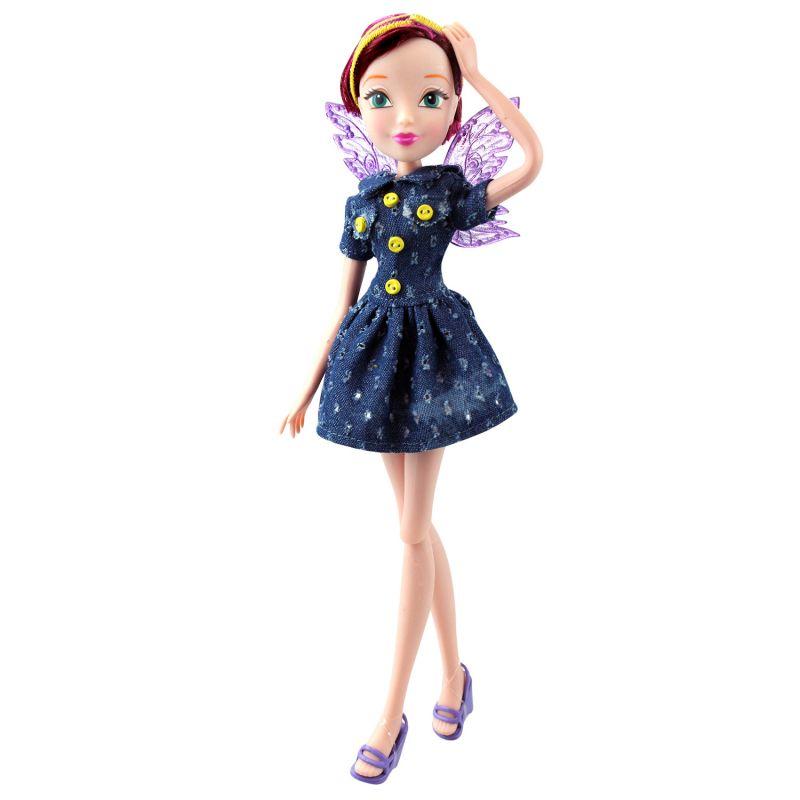 Купить Кукла из серии Winx Club Стильная штучка – Техна