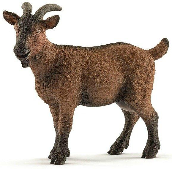 Купить Фигурка – Коза, размер 8 х 3 х 7 см., Schleich