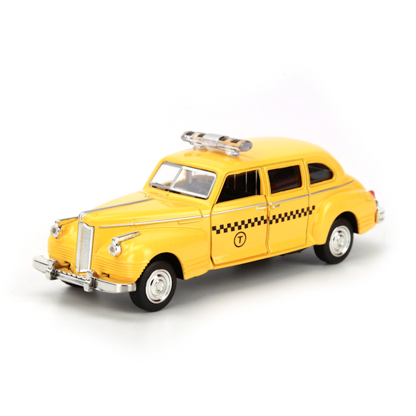 Машина металлическая инерционная - ЗИС 110 Такси, Технопарк  - купить со скидкой