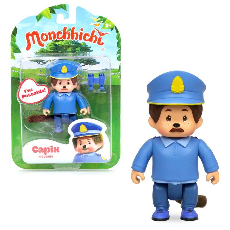 Игровой набор Мончичи - Капикс с аксессуаром