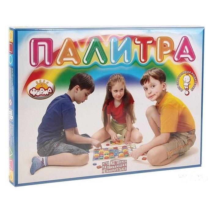 Купить Игра настольная – Палитра, ПК Форма