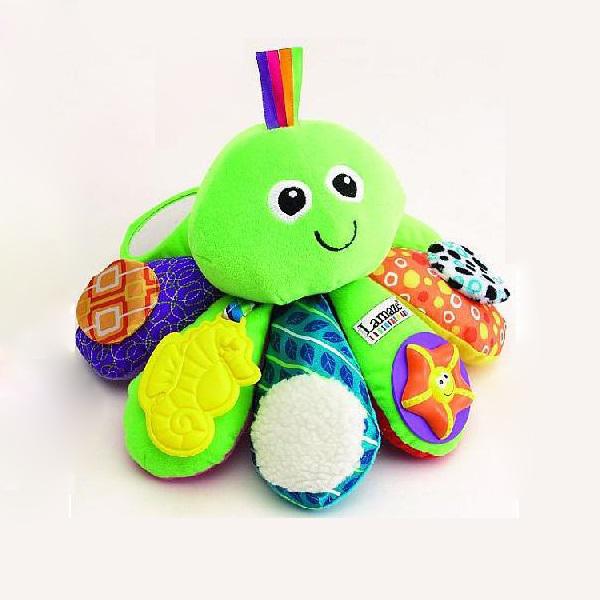Развивающая игрушка – Активный осьминожекДетские развивающие игрушки<br>Развивающая игрушка – Активный осьминожек<br>
