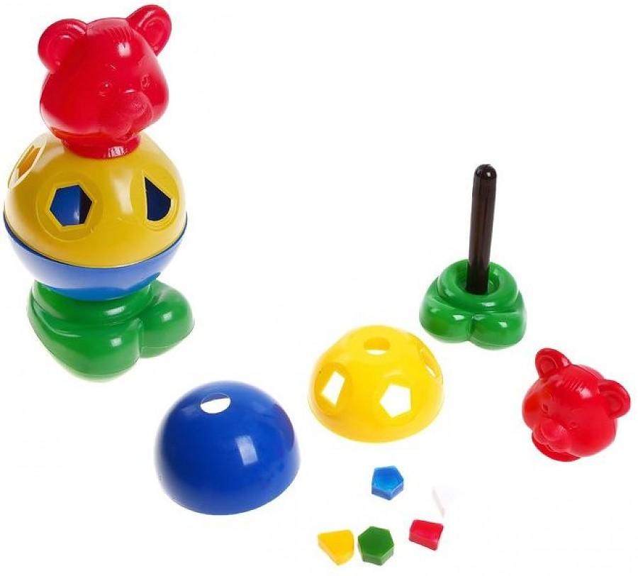 Игрушка-логика - Мишка косолапый фото