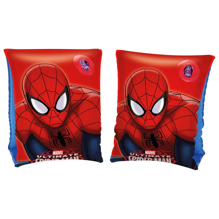 Купить Нарукавники для плавания Spider-Man, 23 х 15 см, 2 дизайна, Bestway