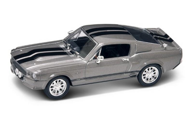 Коллекционный автомобиль - Шелби GT 500, образца 1967 года, масштаб 1/43, серия ПремиумВинтажные модели<br>Коллекционный автомобиль - Шелби GT 500, образца 1967 года, масштаб 1/43, серия Премиум<br>