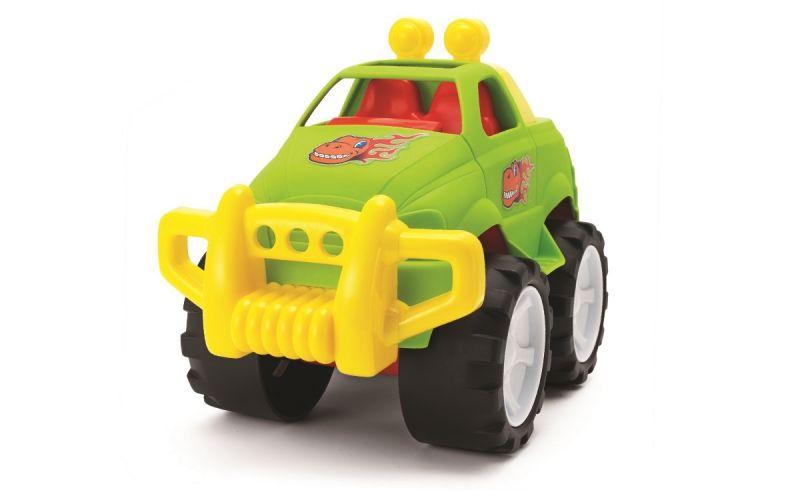 Машинка – Воротилы, зеленаяМашинки для малышей<br>Машинка – Воротилы, зеленая<br>