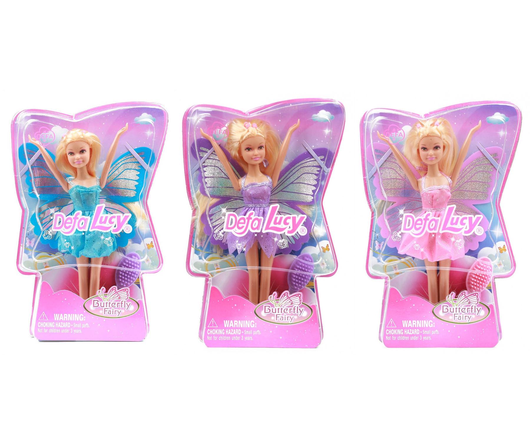 Кукла - Бабочка-фея