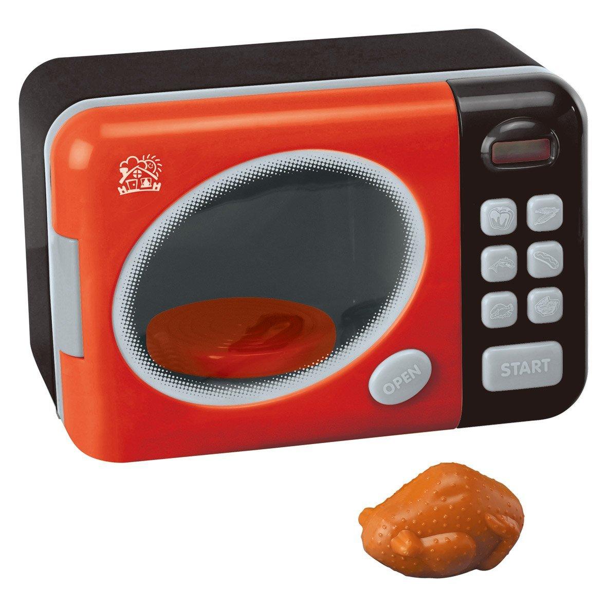 Микроволновая игрушечная печь - ДелюксАксессуары и техника для детской кухни<br>Микроволновая игрушечная печь - Делюкс<br>