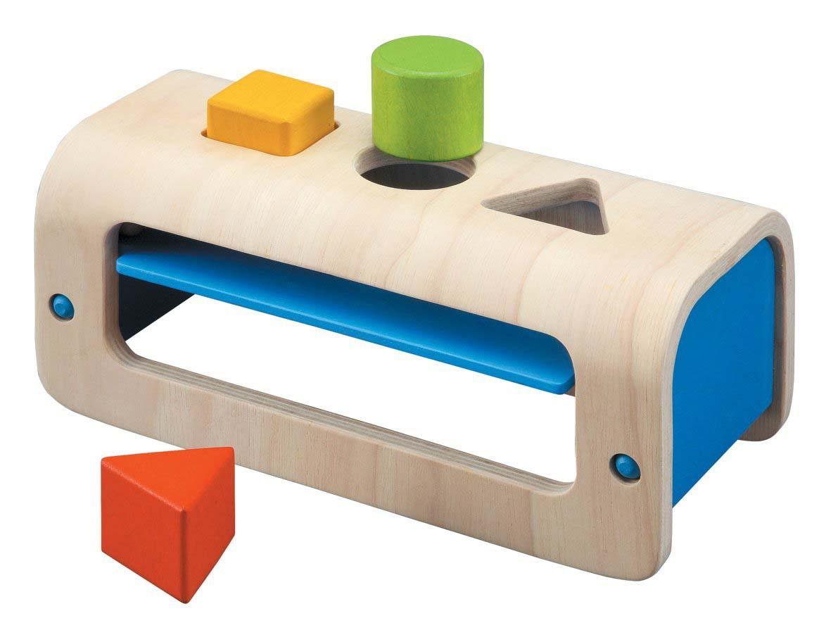 Купить Развивающая игрушка – Сортер, Plan Toys