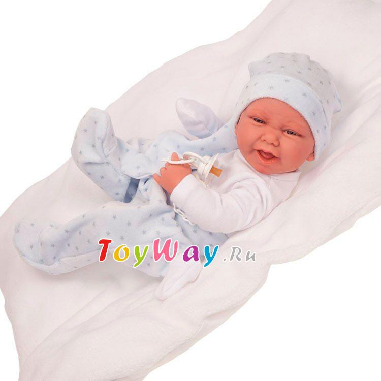 Купить Кукла-младенец Мареселло, 42 см., Antonio Juan Munecas