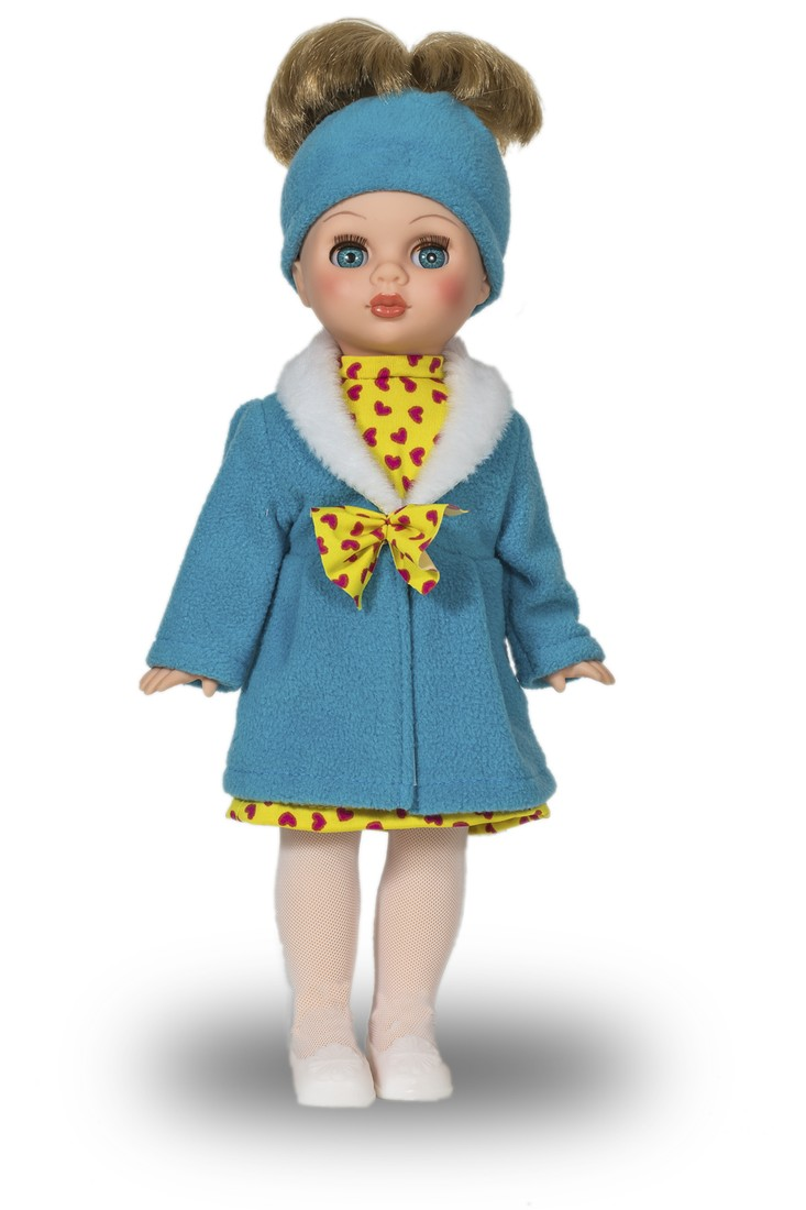 Кукла Эля 14Русские куклы фабрики Весна<br>Кукла Эля 14<br>
