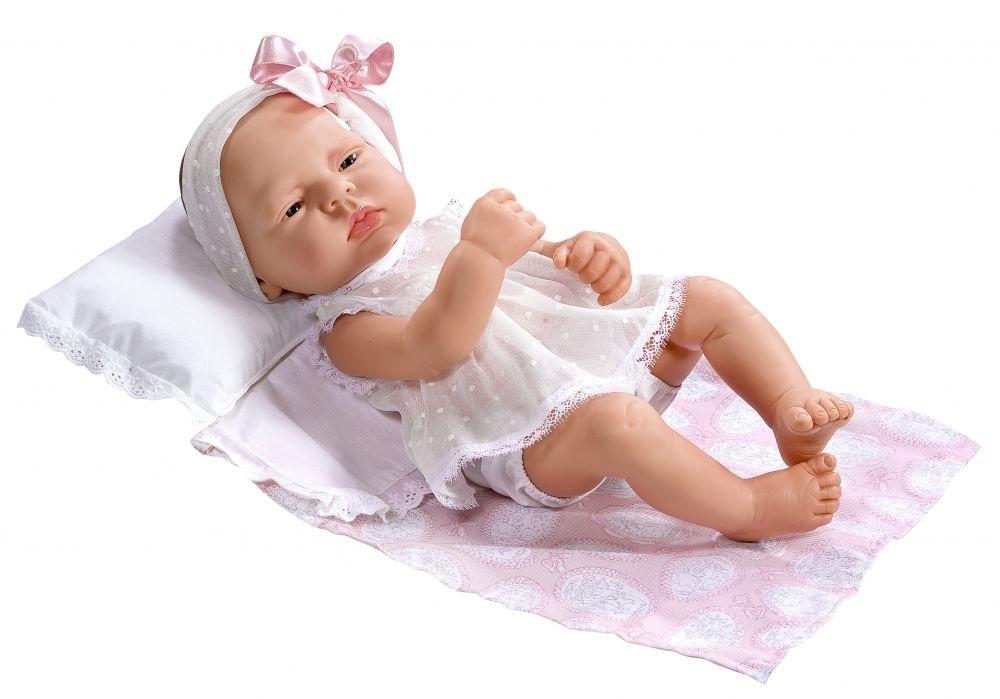 Кукла Лючия, 40 см.Куклы ASI (Испания)<br>Кукла Лючия, 40 см.<br>