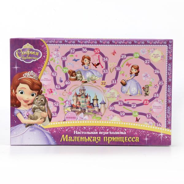 Купить со скидкой Настольная игра-ходилка «София Дисней»