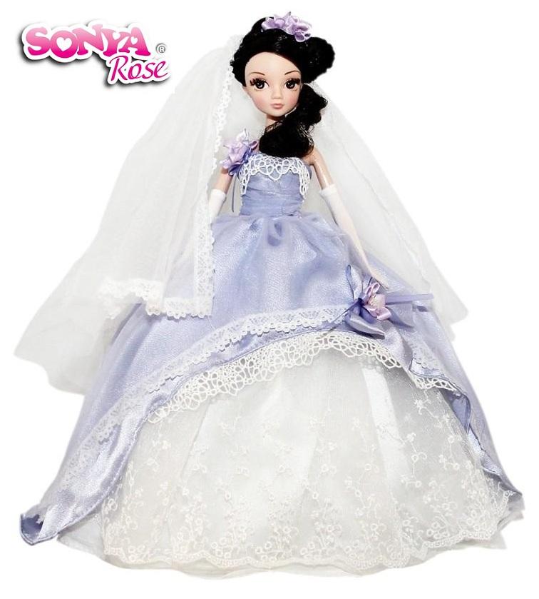 «Нежная Сирень» Кукла Sonya Rose «Золотая коллекция» от Toyway