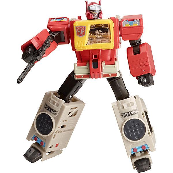 Трансформер Автобот Blaster с оружиемИгрушки трансформеры<br>Трансформер Автобот Blaster с оружием<br>