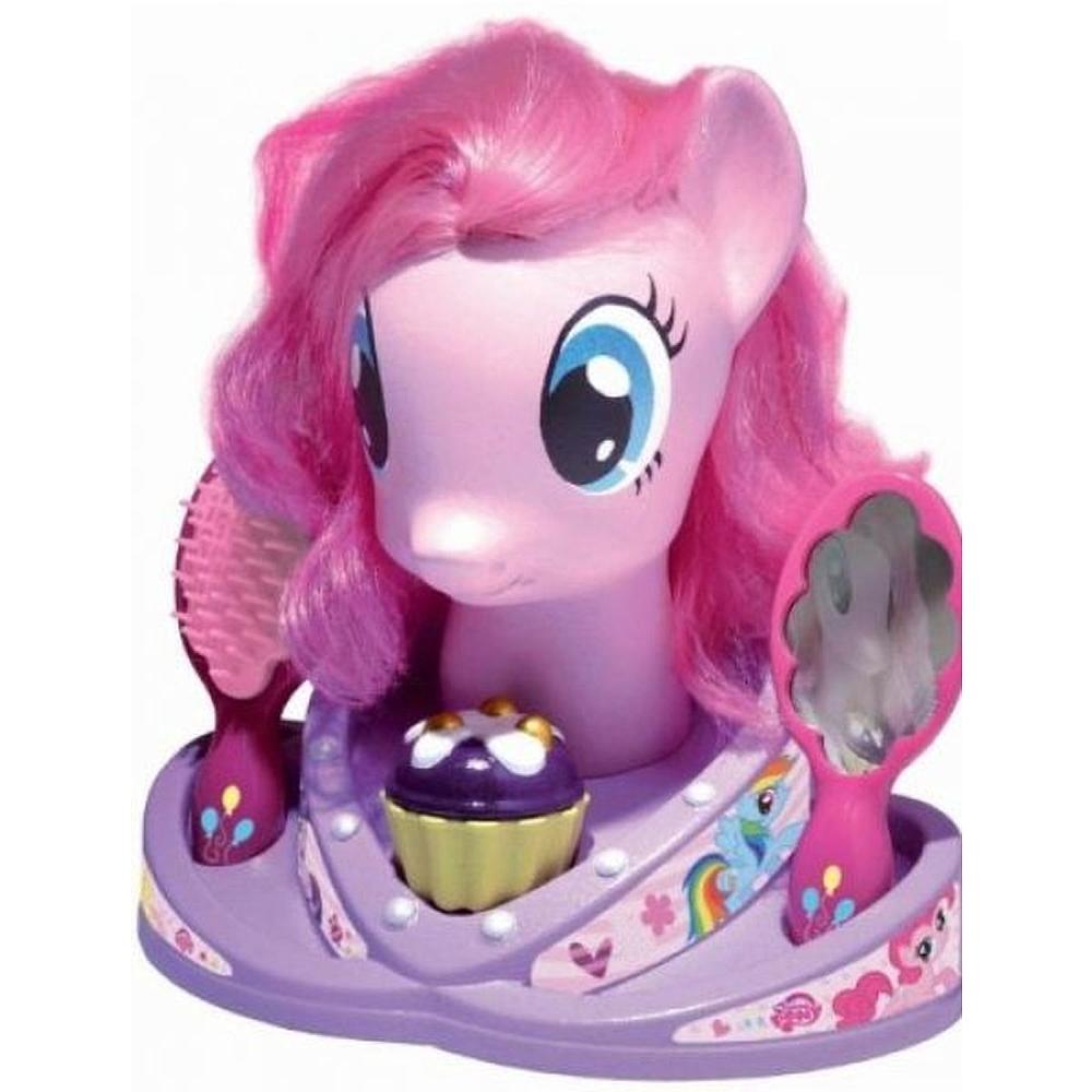 Торс пони серии My Little Pony. Модель для причесок, с аксессуарамиМоя маленькая пони (My Little Pony)<br>Торс пони серии My Little Pony. Модель для причесок, с аксессуарами<br>