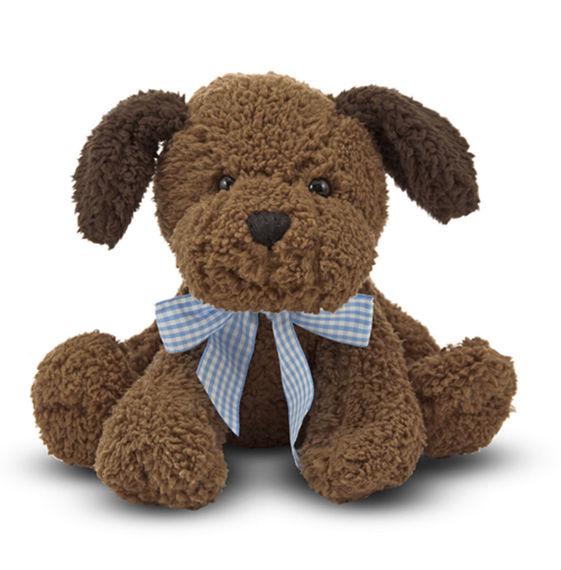 Melissa&Doug Мягкая игрушка - Шоколадный щенок