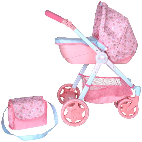 Коляска делюкс Baby Annabell, 2018