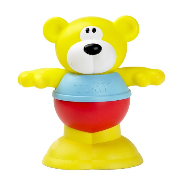 Игрушка для ванной комнаты МедведьРазвивающие игрушки<br>Игрушка для ванной комнаты Медведь<br>
