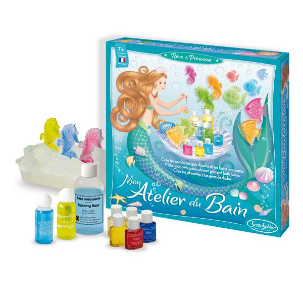 Купить Набор для творчества - Мыло и пена для ванны, SentoSpherE