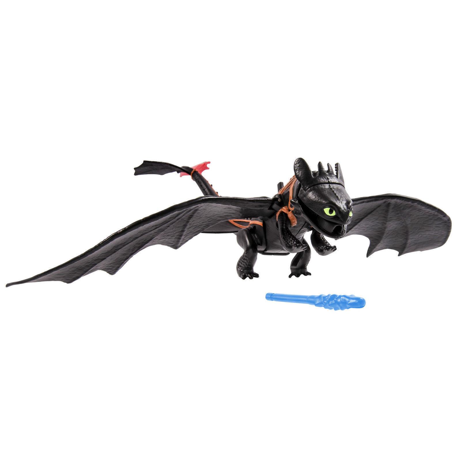 Функциональный дракон Dragons - Toothless. БеззубикКак приручить Дракона<br>Функциональный дракон Dragons - Toothless. Беззубик<br>