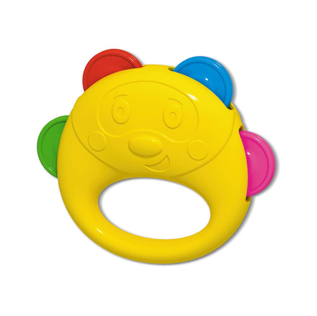Погремушка - БубенДетские погремушки и подвесные игрушки на кроватку<br>Погремушка - Бубен<br>