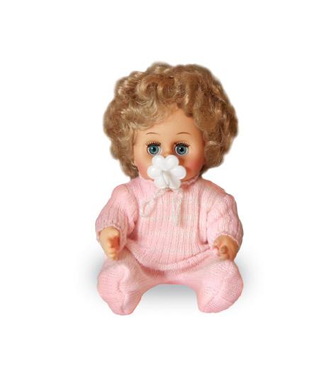 Кукла Юлька 6, высотой 21 смРусские куклы фабрики Весна<br>Кукла Юлька 6, высотой 21 см<br>