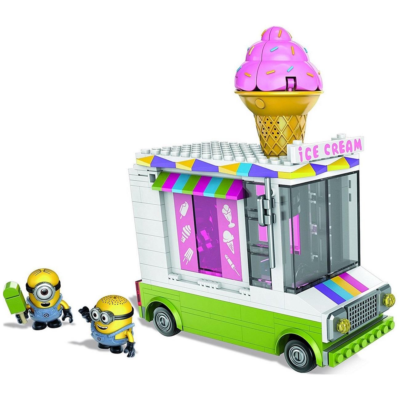 Фургончик с мороженым из серии МиньоныМиньоны<br>Фургончик с мороженым из серии Миньоны<br>