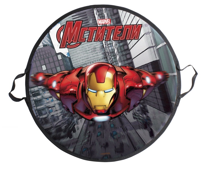 Ледянка из серии Marvel Железный Человек круглая, 52 см.