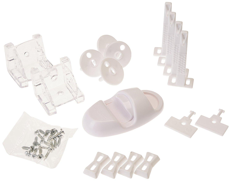Набор пластиковых защитных устройств, 13 предметов - Безопасность ребенка, артикул: 168926