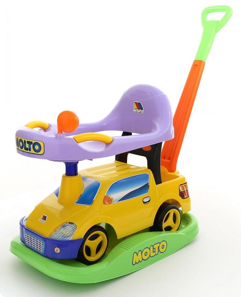 Автомобиль-каталка Пикап, многофункциональныйМашинки-каталки для детей<br>Автомобиль-каталка Пикап, многофункциональный<br>