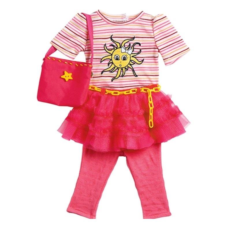 Костюм для куклы ростом 48-50 см. - Солнце Калифорнии 1Одежда для кукол<br>Костюм для куклы ростом 48-50 см. - Солнце Калифорнии 1<br>