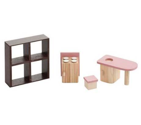 Купить Набор мебели для мини-кукол – Кухня, Paremo
