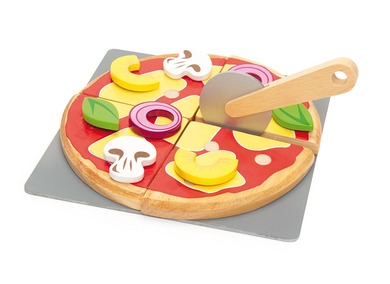 Еда игрушечная - ПиццаАксессуары и техника для детской кухни<br>Еда игрушечная - Пицца<br>