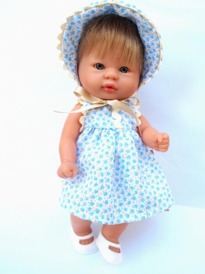 Кукла ASI пупсик, 20 смКуклы ASI (Испания)<br>Кукла ASI пупсик, 20 см<br>