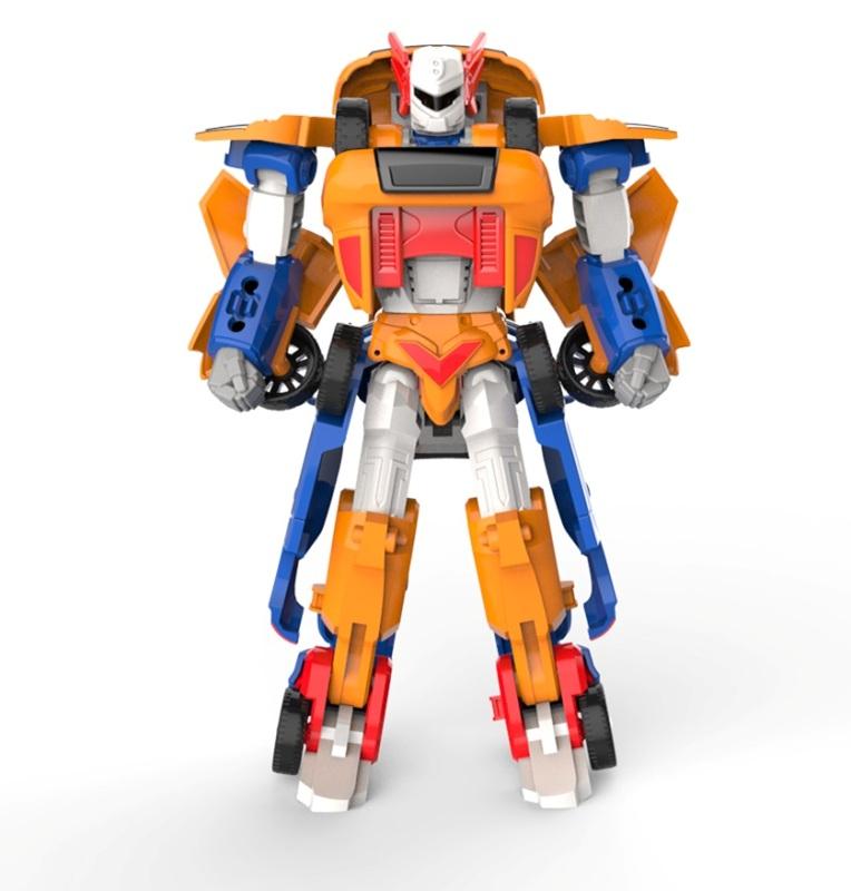 Робот трансформер - Мини Тобот ТитанТрансформеры Tobot<br>Робот трансформер - Мини Тобот Титан<br>