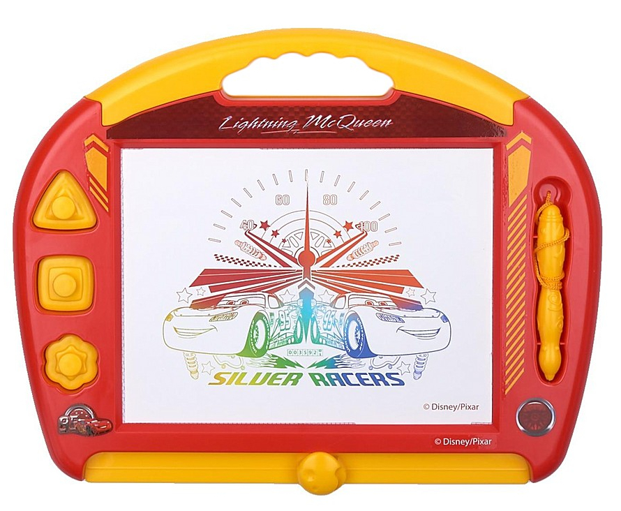 Магнитная доска «Дисней Тачки» для рисования - Мольберты, артикул: 122376