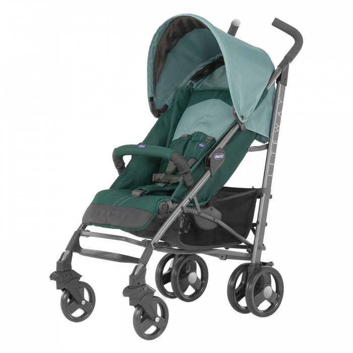 Коляска Lite Way 2 Top Bb GreenДетские коляски Capella Jetem, Baby Care<br>Коляска Lite Way 2 Top Bb Green<br>