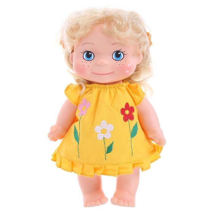 Кукла Маринка 7, 23,5 смРусские куклы фабрики Весна<br>Кукла Маринка 7, 23,5 см<br>