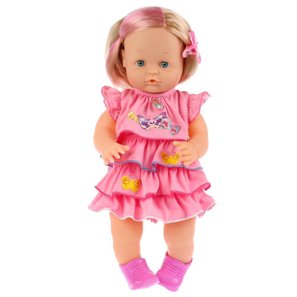 Кукла Ева, 40 см с набором красок и аксессуаров для волос