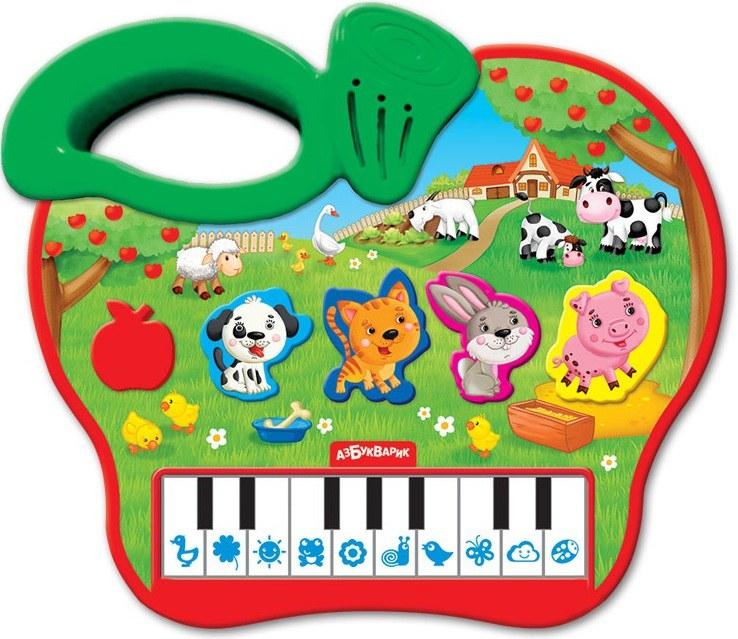 Пианино - ЯблочкоСинтезаторы и пианино<br>Пианино - Яблочко<br>