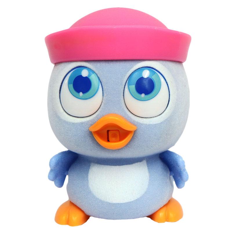 Brix`N Clix Интерактивная игрушка Утенок в панаме Пи-ко-ко