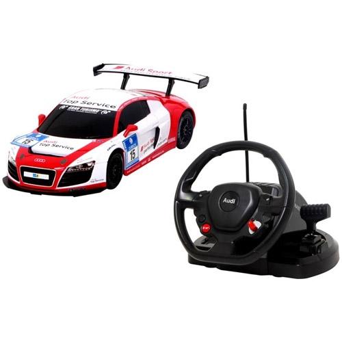 Купить Радиоуправляемая машина - Audi R8 LMS, масштаб 1:14, Rastar