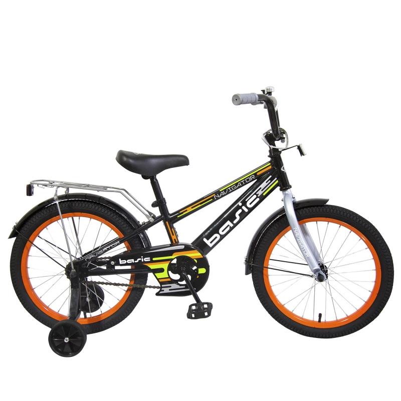 Купить Детский велосипед – Navigator Basic, 18