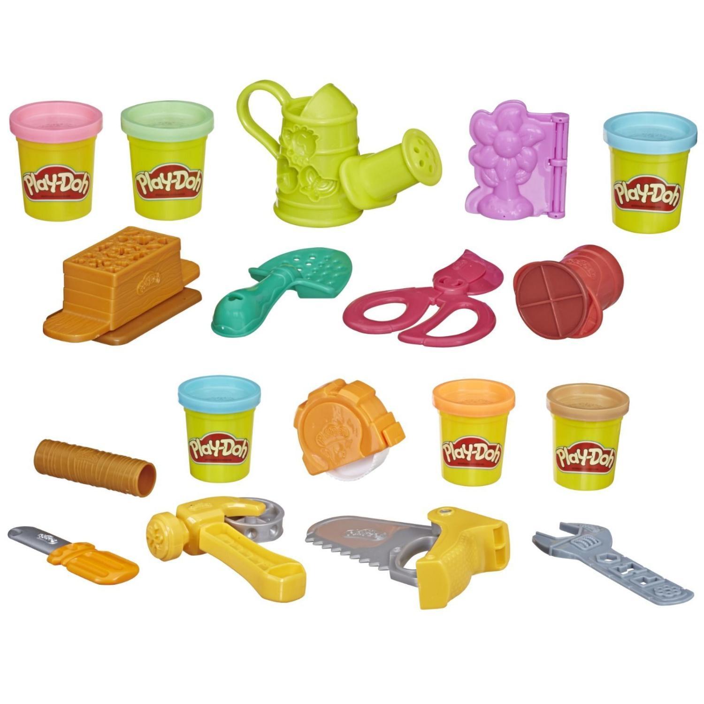 Купить Play-Doh. Набор игровой - Сад или Инструменты, Hasbro