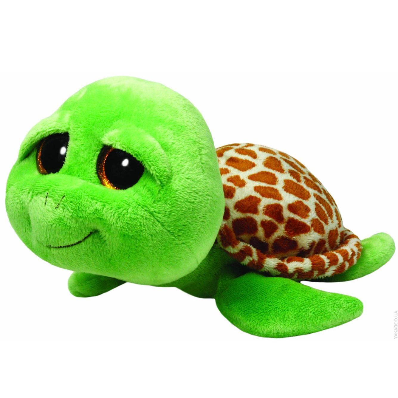 Мягкая игрушка Beanie Boos - Черепашка Shellby, зеленая, 40 смЖивотные<br>Мягкая игрушка Beanie Boos - Черепашка Shellby, зеленая, 40 см<br>