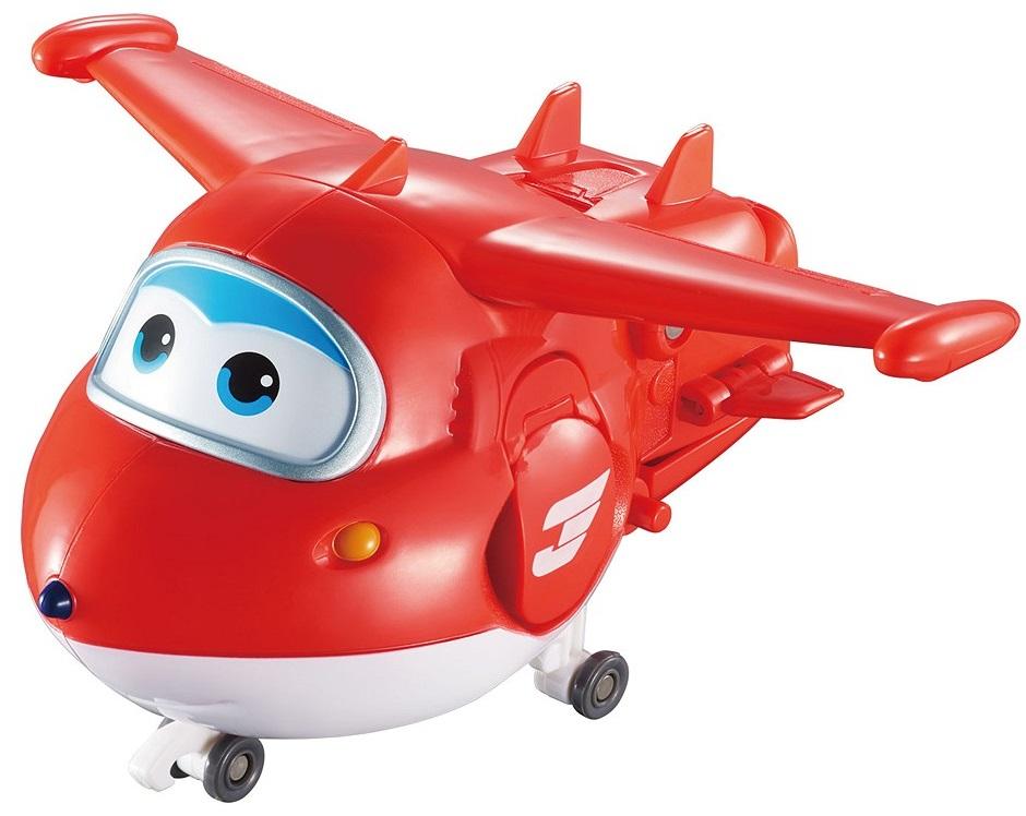 Металлическая фигурка Супер Крылья – ДжеттСупер Крылья Super Wings<br>Металлическая фигурка Супер Крылья – Джетт<br>