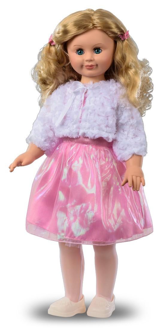 Кукла Милана 19 со звуком, 70 смРусские куклы фабрики Весна<br>Кукла Милана 19 со звуком, 70 см<br>