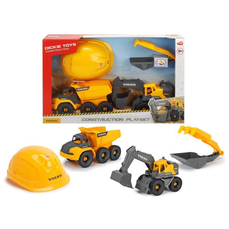 Набор Construction Volvo фото