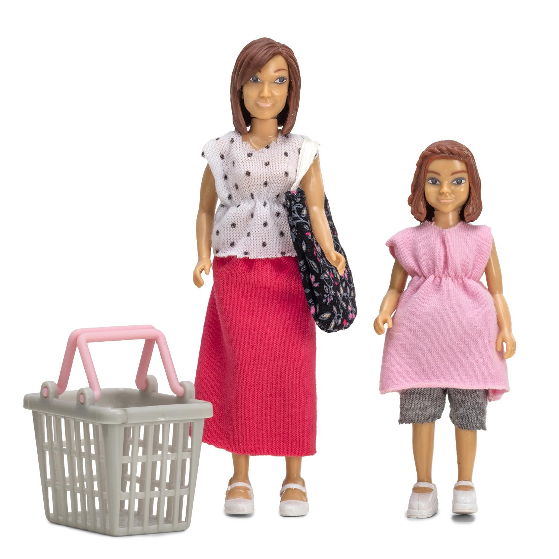 Куклы - Мама и дочка